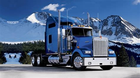 kenworth trucks trucks kenworth peterbilt wallpaper 1920x1080 292206