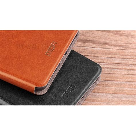 Dompet Mofi Leather Slim Stand Flip Cover Casing Xiaomi Redmi 1s mofi rui series flip stand leather mobile cover for asus