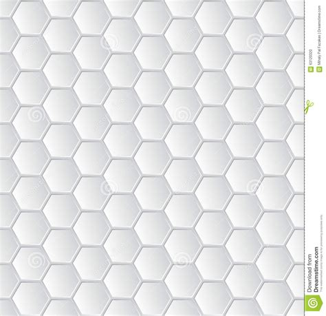 white hexagon pattern abstract white hexagon pattern wallpaper stock