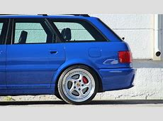 Audi RS2 Avant - The Best and Fastest Wagon from the 90's ... Audi Rs2