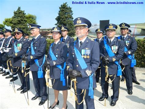 d italia cambi ufficiali brindisi italia news aeronautica militare
