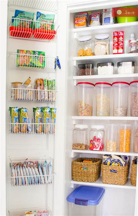 10 pantry organization ideas that are easier than you