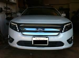 Ford Fusion Headlights Front Halo Ford Fusion Forum Member S Gallery Ford