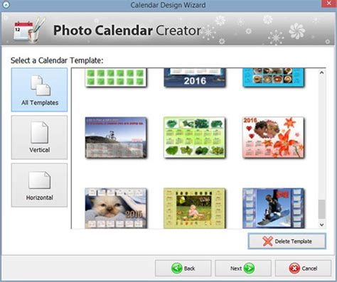 Calendar Creator Software Free Download