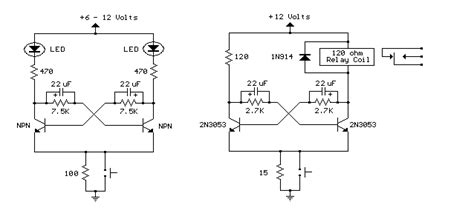 looking for someone to run network wires in attic circuit help i think call it a flip flop circuit