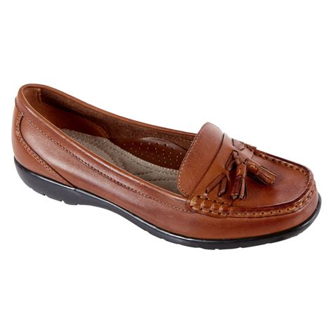 Comfort Wide Shoes by Thom Mcan S Leather Fisherman Darci Wide Width