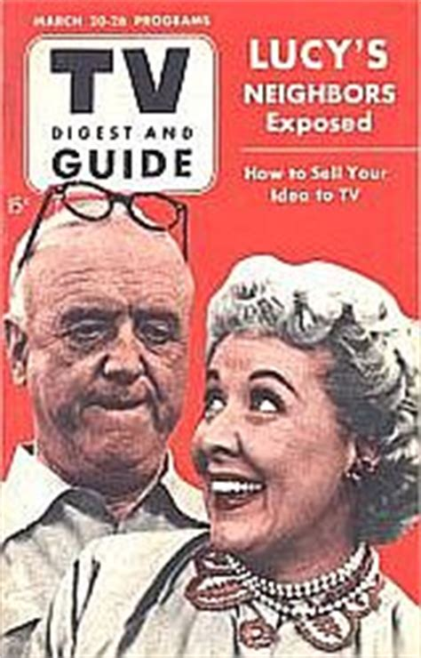 1953 decorating guide for your i love lucy home desi tv guide 1960s the pop history dig