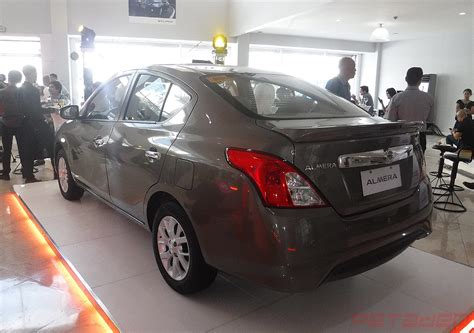 nissan philippines the typical guy nissan philippines updates the nissan almera