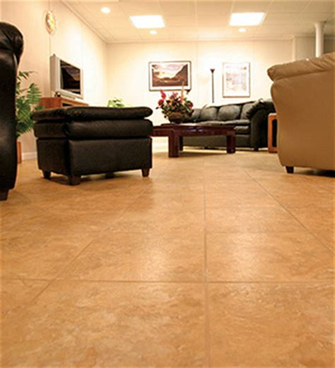 Basement Flooring Systems Thermaldry Basement Flooring System Basement Systems