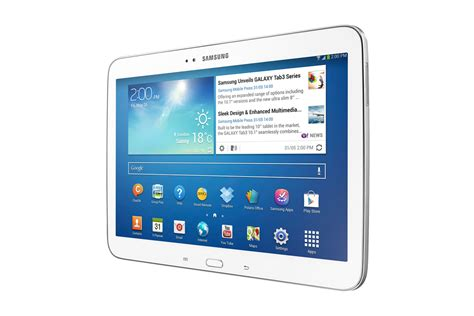 Tablet Samsung samsung galaxy tab 3 10 1 quot tablet wi fi 16gb white