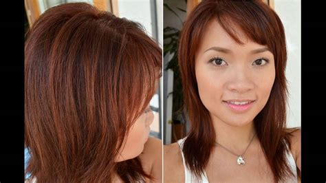brown cherry hair color deep cherry brown hair color www pixshark com images