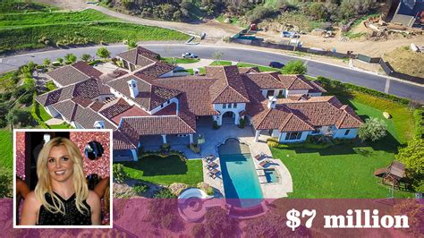 Britneys Real Estate Woes by Gets 7 Million For Spot In Lake