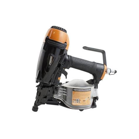 shop freeman freeman roundhead siding pneumatic nailer at lowes com