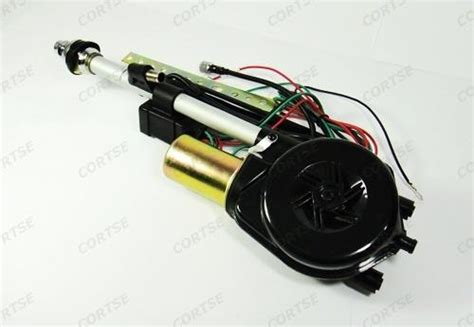 find power antenna am fm radio mast replacement conversion kit signal booster aerial motorcycle