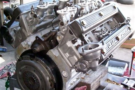alfa romeo montreal engine rare find fully restored 1973 alfa romeo montreal v8 up