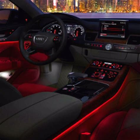 how make cars 2003 audi a8 interior lighting blacked out but pink instead of red for the mood lighting dream board lights