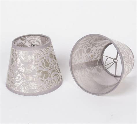 kronleuchter rund kiemmschirm grau transparent lenschirm f 252 r
