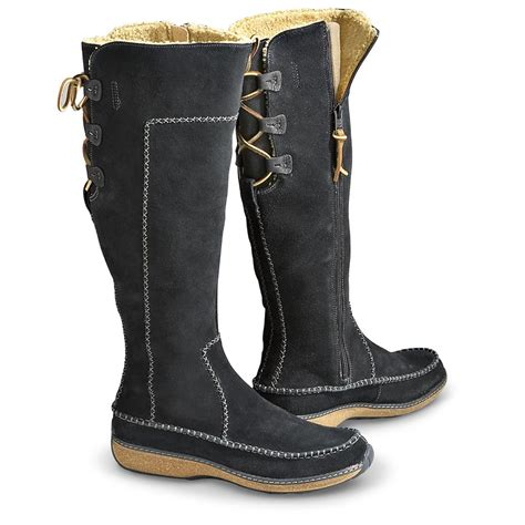 black womans boots s timberland 174 fauna boots black 160024