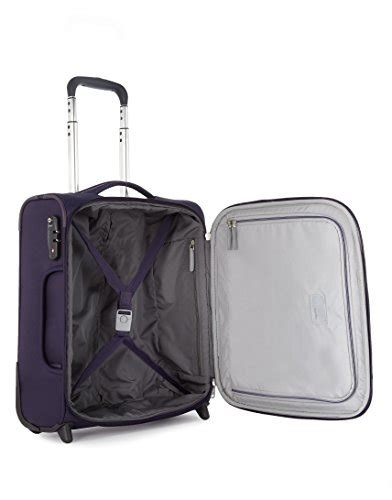 antler luggage cyberlite m1 2 wheel cabin 40 liters