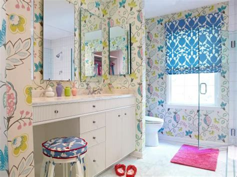 girl bathroom decor girl s bathroom decorating ideas pictures tips from