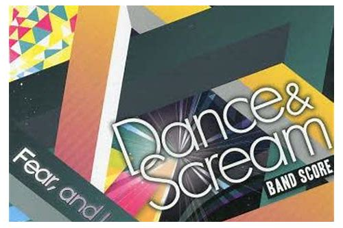download album dance and scream