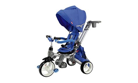 reclining baby trike com evezo baby tricycle stroller combo turk