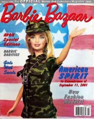 fashion doll magazine bazaar fashion doll collector magazine february