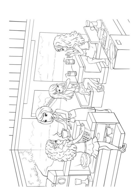 lego friends jungle coloring pages kleurplaten en zo 187 kleurplaat van lego friends