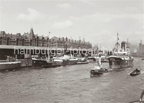 welche schiffe liegen im hamburger hafen historische fotodokumente aus dem archiv der hhla