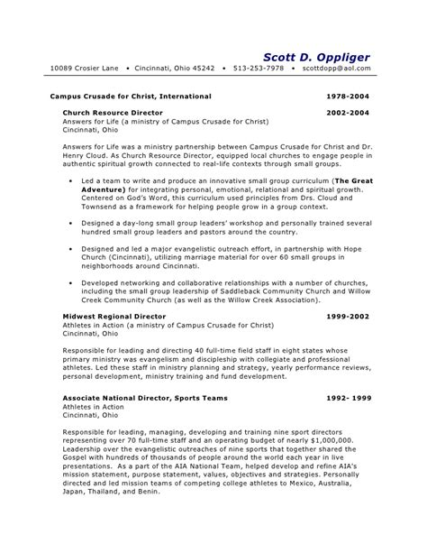 pastor resume cover letter 28 images resignation