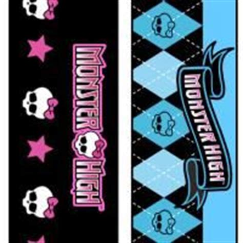 printable monster bookmarks monster high girls bedroom ideas on pinterest monster