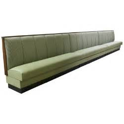 ats 3 channel back upholstered banquette seating as 423