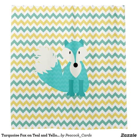 teal and yellow shower curtain 17 best images about kid s shower curtains on pinterest