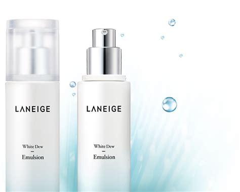 Skincare White Dew Emulsion skincare 화이트 듀 에멀젼 laneige kr