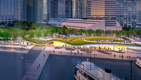 design concept for ferry terminal winning design for jack layton ferry terminal revealed