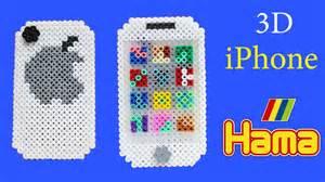 home design 3d iphone tutorial iphone 3d con hama beads diy perler beads iphone tutorial