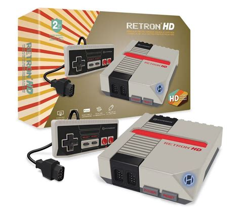 hd console retron hd hd console for nes cartridges announced