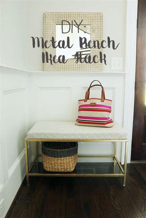 ikea bookcase hack bench 25 best ideas about ikea hack bench on