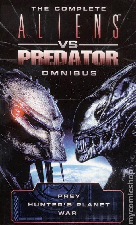 the complete predator omnibus books complete aliens vs predator omnibus pb 2016 a titan