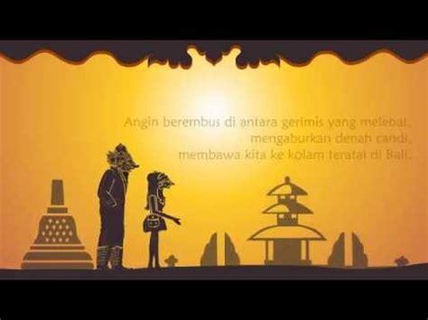 Rahvayana By Sujowotejo book trailer quot rahvayana aku lala padamu quot by sujiwo tejo