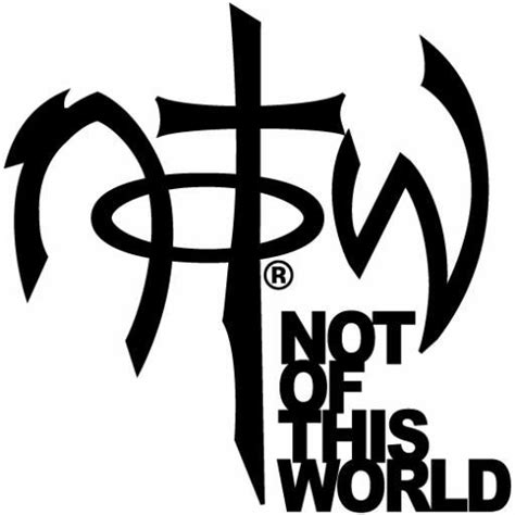 be in this world as not of this world officialnotw