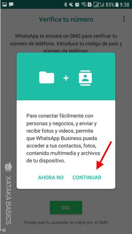 imagenes para whatsapp no abrir c 243 mo crear una cuenta en whatsapp business