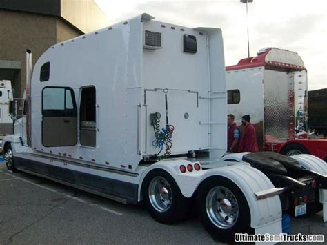 Truck Sleeper by 1657 Best Trucking Images On Car Artists And