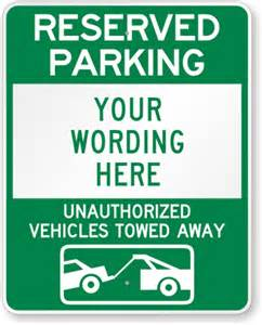 no parking signs template large no parking signs custom stock templates