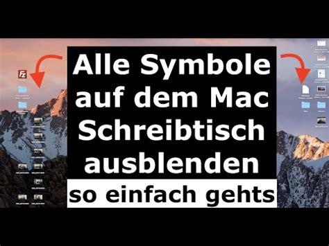 mac schreibtisch alle dateien ordner icons auf dem mac schreibtisch