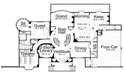 castle house floor plans japanese castle small castle house floor plans castle