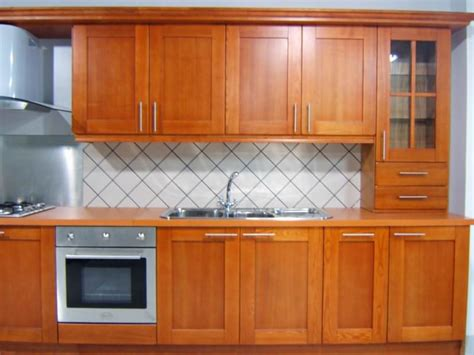 Kitchen Cupboard Furniture by Cabinets For Kitchen Wood Kitchen Cabinets Pictures
