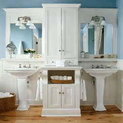 Bathroom Pedestal Sink Ideas Bathroom Fixes On Pedestal Sink Traditional Bathroom And Sink Vanity