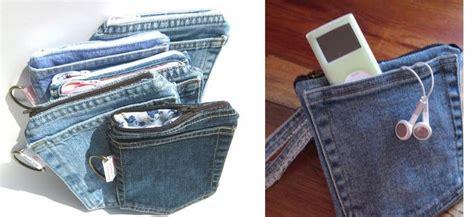 decorar bolsillos de jeans como hacer manualidades con bolsillos de jeans home