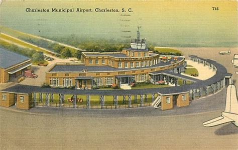 anyone remember the old charleston airport old